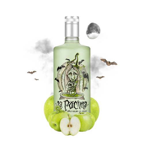 la pocima gin premium apple (new)